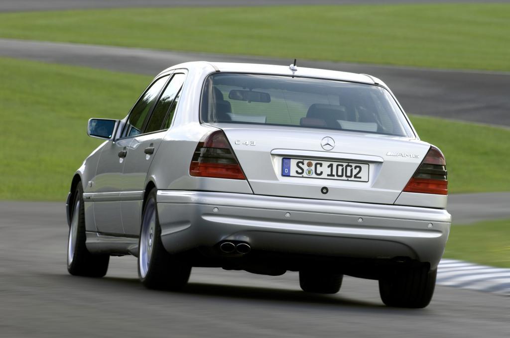 AMG-Historie: Mercedes-Benz C43 AMG von 1997