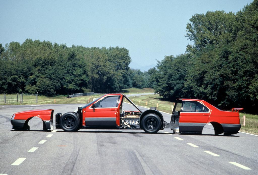 Alfa Romeo 164 Procar Prototyp.