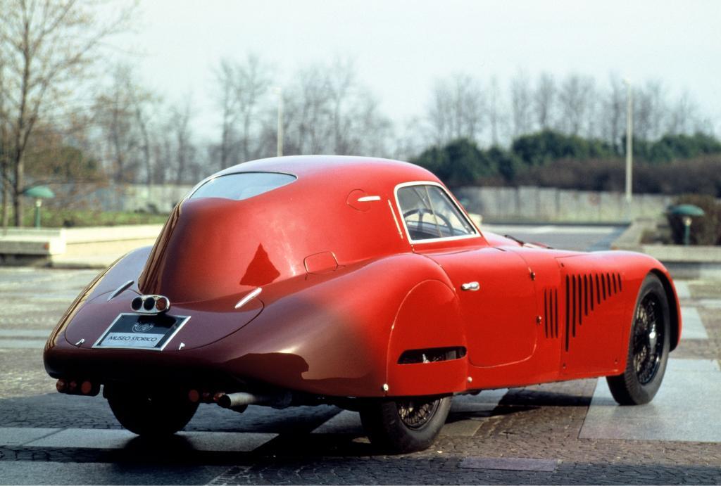 Alfa Romeo 8C 2900 B Le Mans Speciale von 1938.