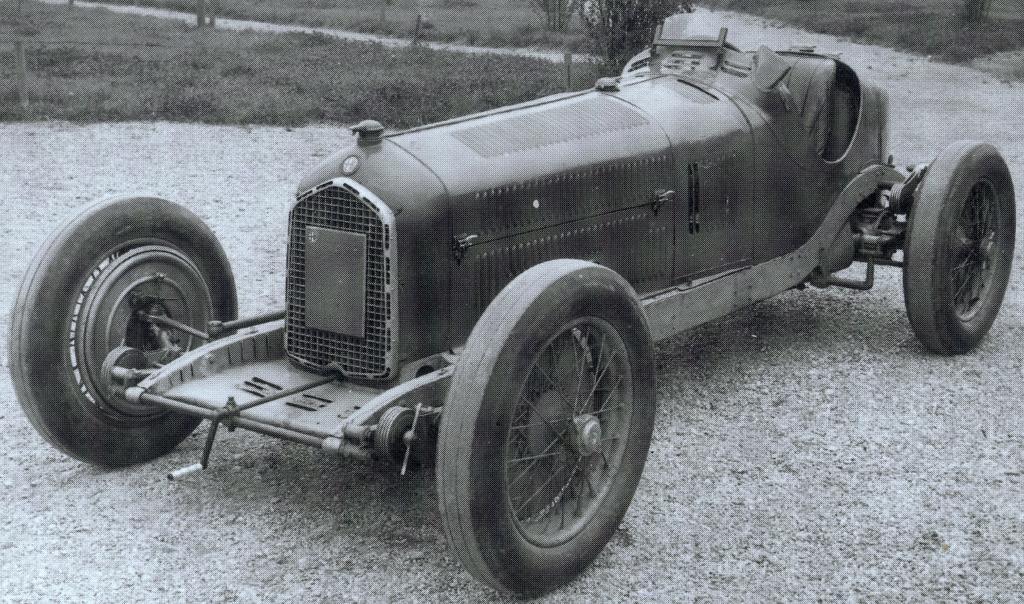 Alfa Romeo Gran Premio Tipo B (P3).