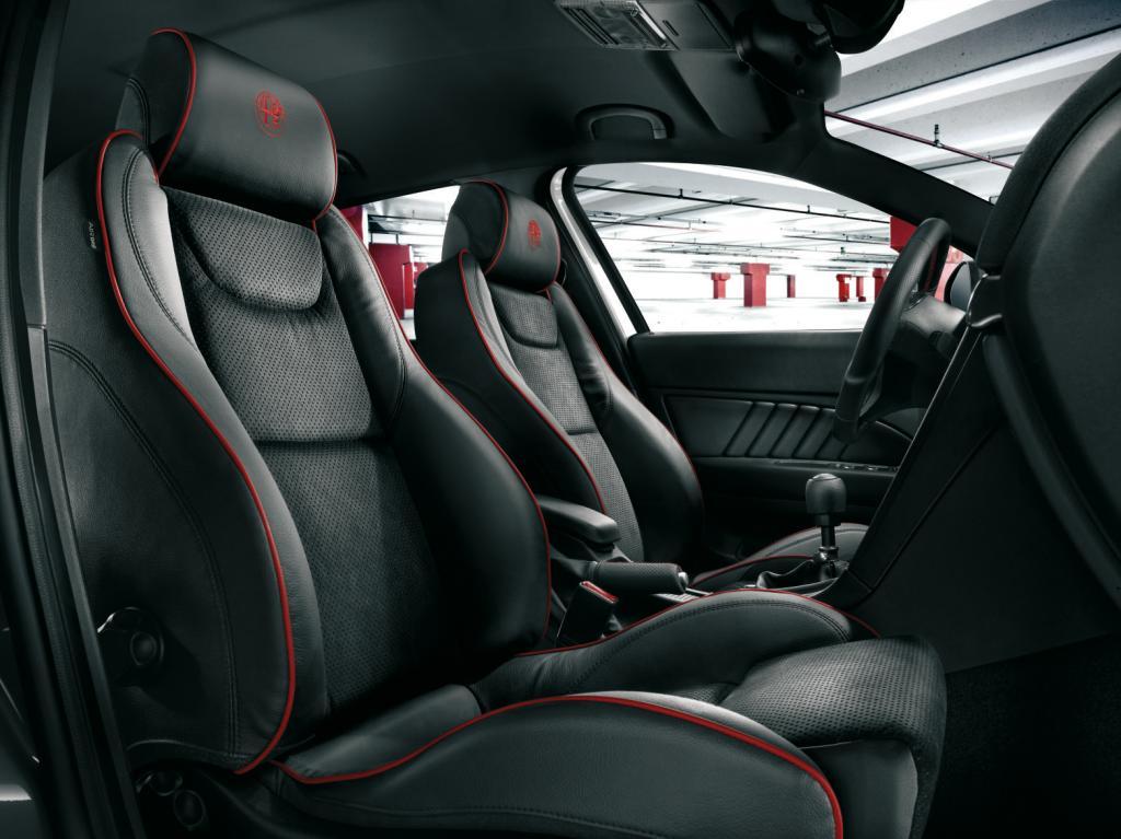 Alfa Romeo veredelt 159