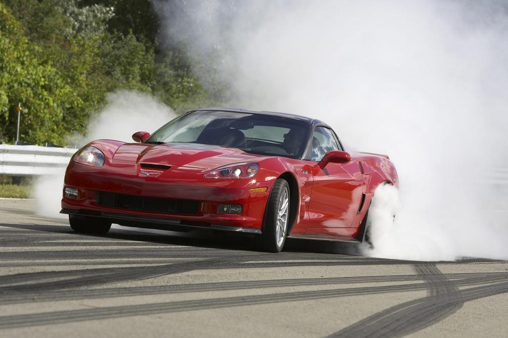 Als Top-Modell ZR1 muss die Corvette kaum einen Konkurrenten fürchten.