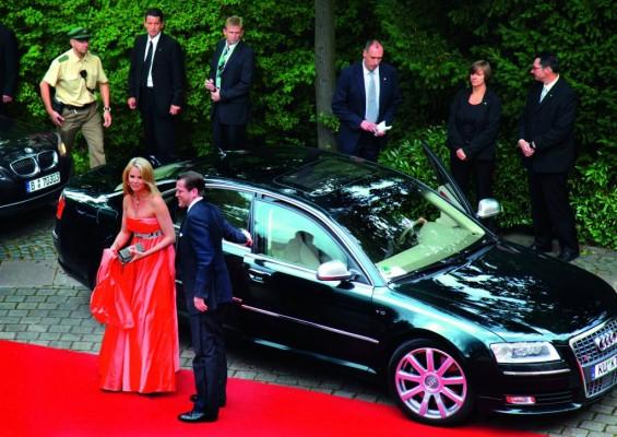 Audi auch in diesem Jahr Partner der Bayreuther Festspiele