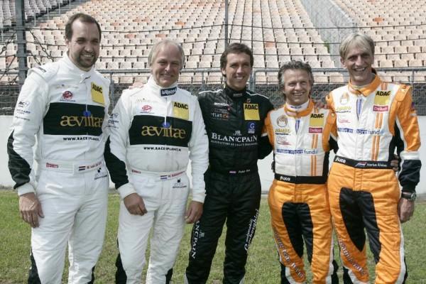Auslandsgastspiel des ADAC GT Masters in Assen