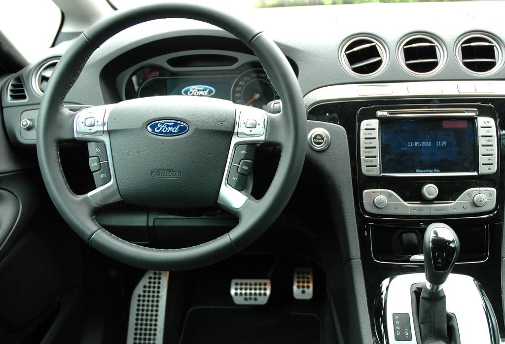 Auto-Innenräume wie hier beim neuen S-Max sind auch für Allergiker, egal ob Erwachsene oder Kinder,