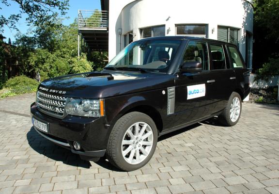 Auto im Alltag: Range Rover