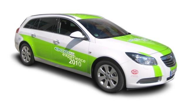 AvD unterstützt Finalrunde der Opel Ecoflex-Experience