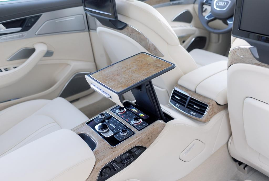 B&O im Audi A8 L: Klangerlebnis Konzertsaal
