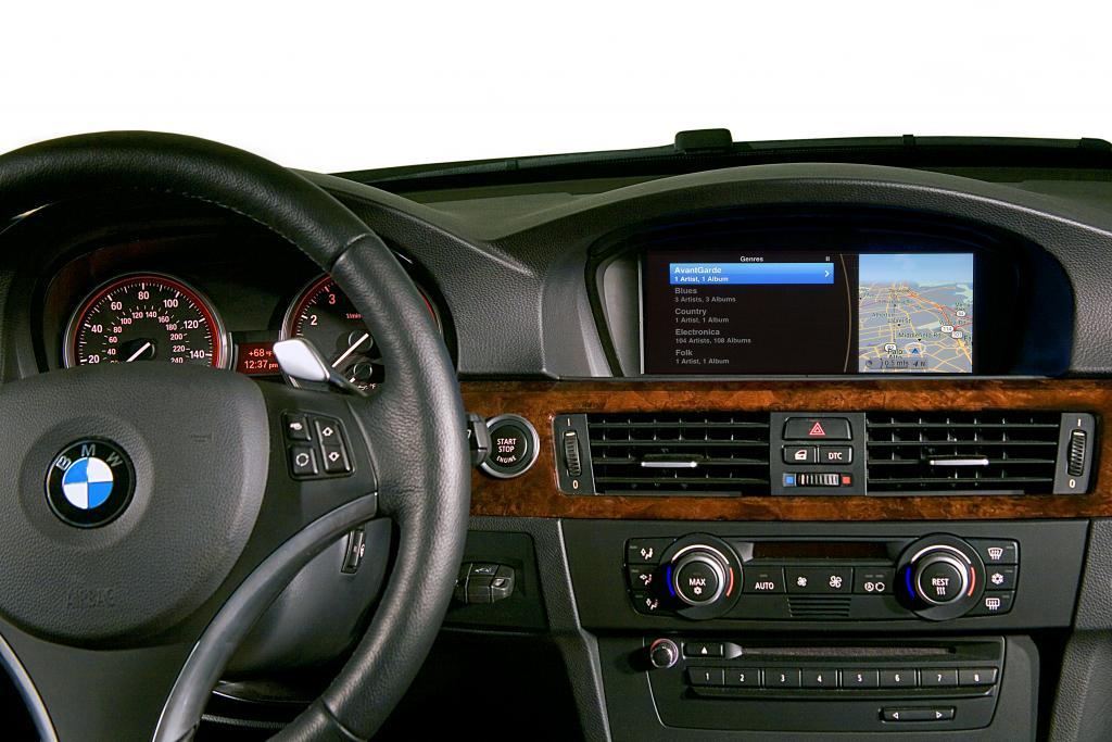 BMW Group kündigt den Support von iPod Out Funktion an