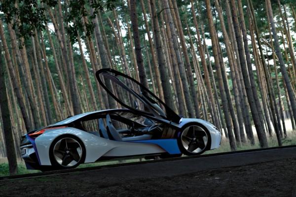 BMW plant Öko-Sportwagen