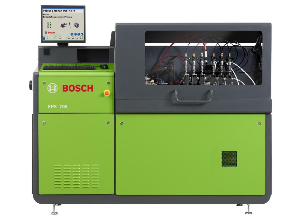 Bosch zeigt Neuheiten auf der Automechanika 2010