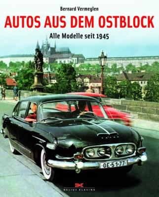 Buchvorstellung: Die bunte Autowelt des Ostblocks