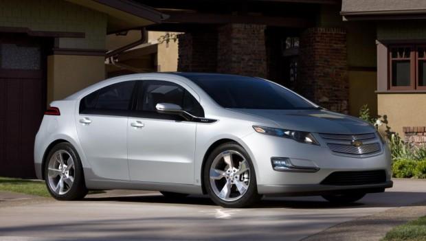 Chevrolet Volt kostet in den USA 41 000 US-Dollar