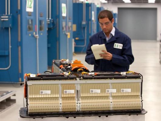 Chevrolet gibt acht Jahre und 100 000 Meilen-Garantie auf Volt Batterien