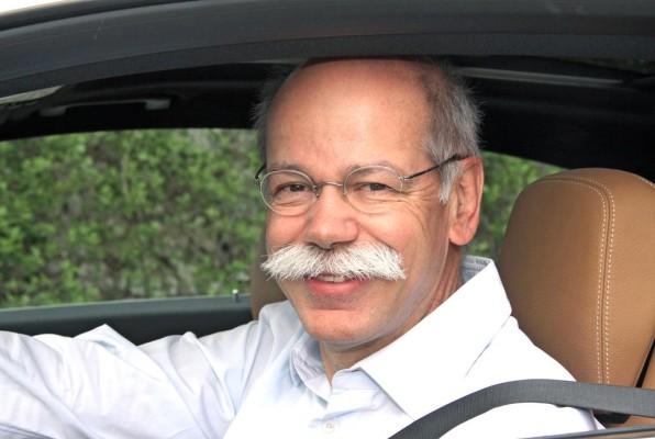 Chinesen in Daimler-Führungspositionen nicht ausgeschlossen