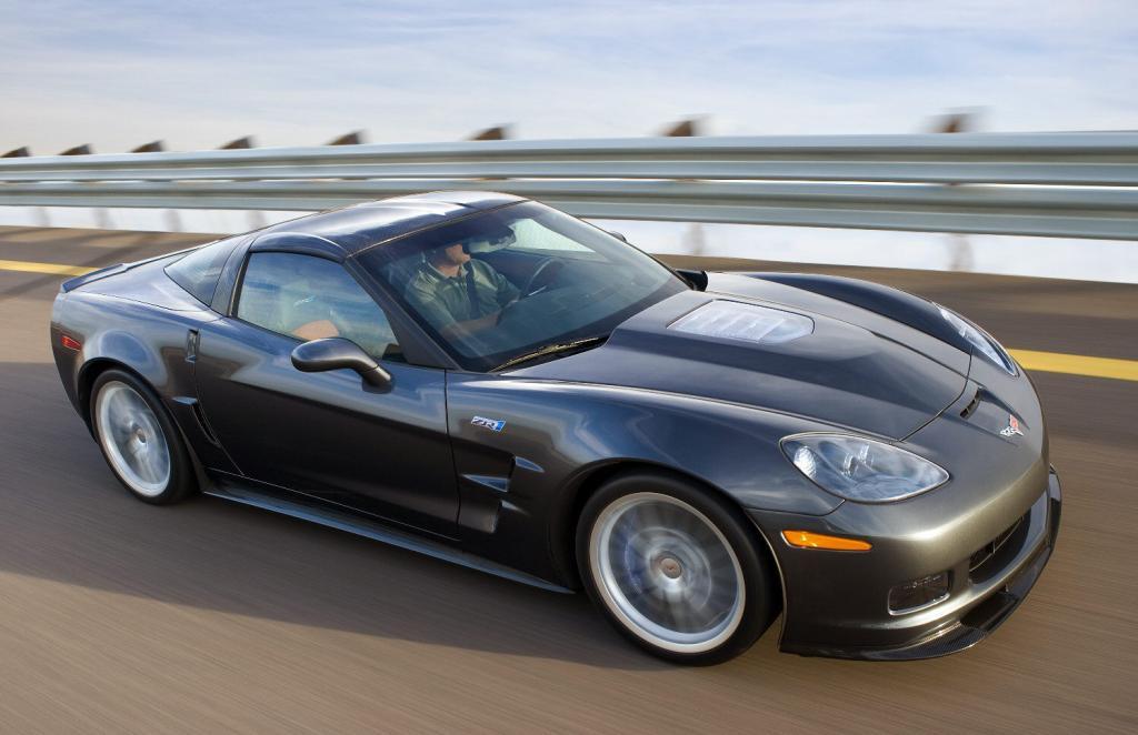 Corvette-Kundenbindung: Motor Marke Eigenbau