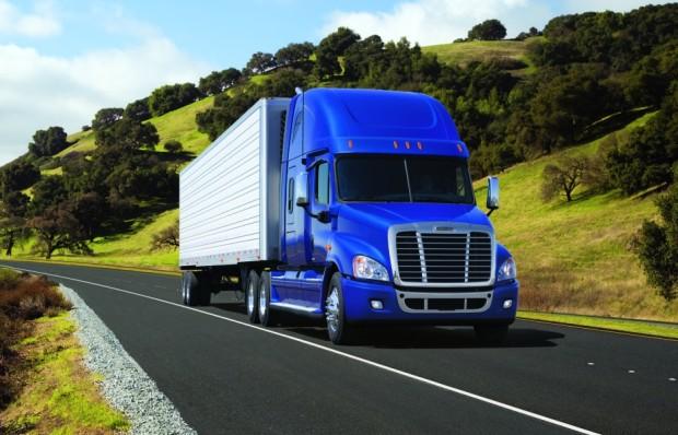 Daimler erhöht als einziger US-Lkw-Hersteller die Produktion