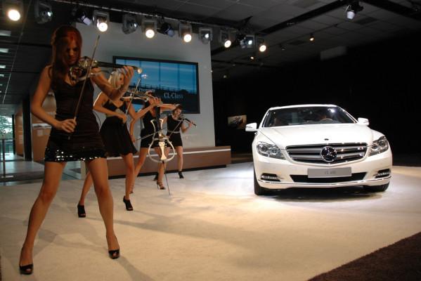 Das Meisterstück: Mercedes kündigt CL-Neuauflage auch als BlueEfficiency an