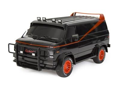 Der kultige A-Team-Van mit Fernsteuerung