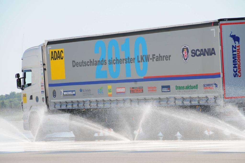 Deutschlands sicherster Lkw-Fahrer kommt aus Gütersloh