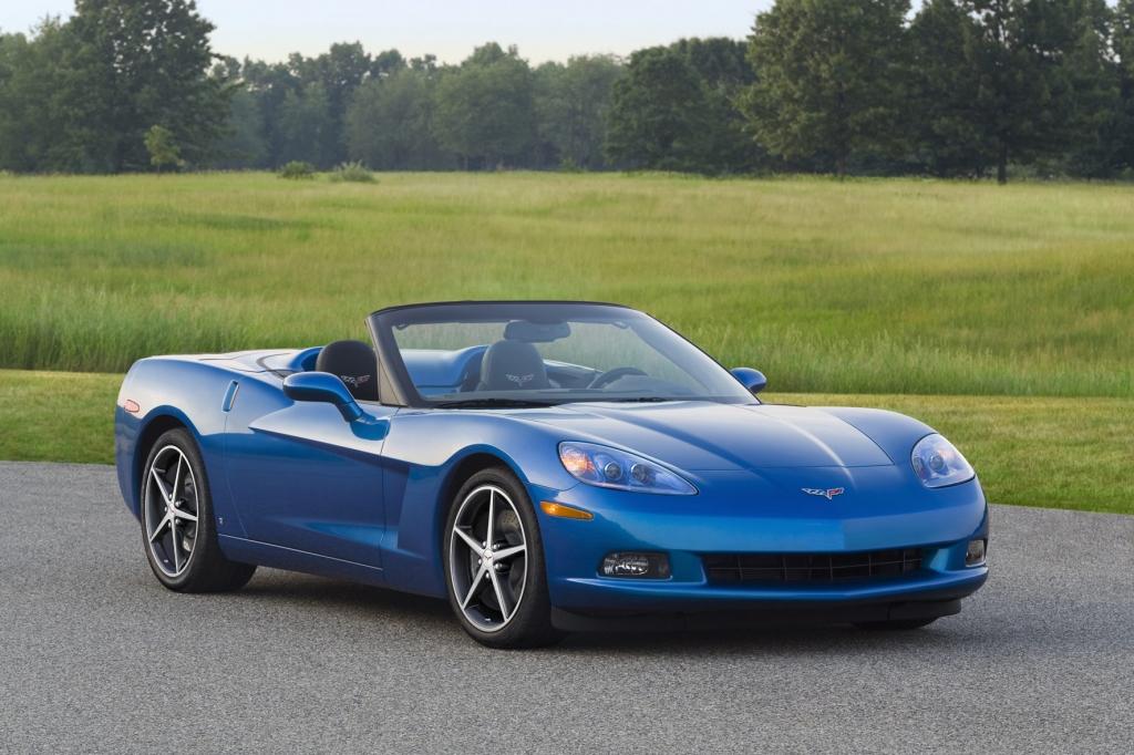 Die US-Ikone Corvette ist längst ein ernst zu nehmender Sportwagen.