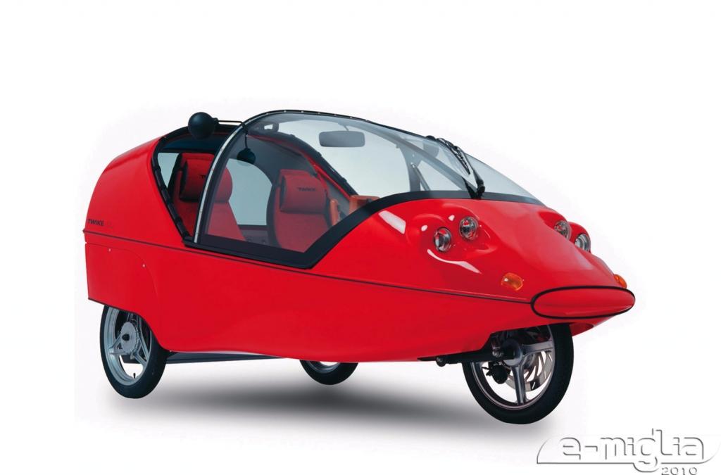 E-Miglia: Mit dem Elektromobil über die Alpen