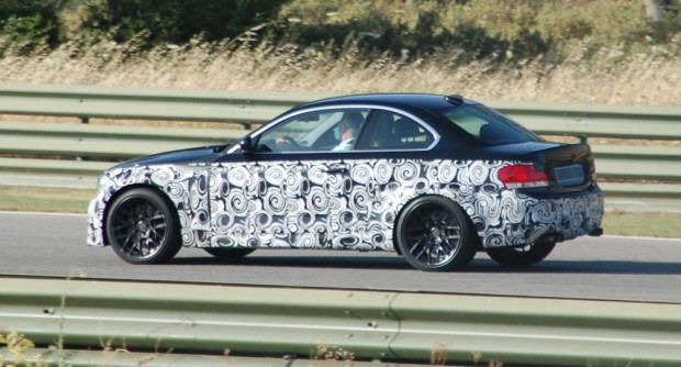 Erwischt: Erlkönig BMW 1er Coupe M