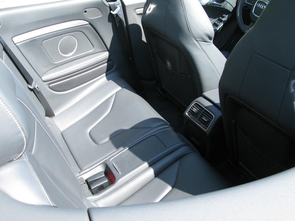 Fahrbericht Audi S5 Cabriolet :  Sinnliche Sportlichkeit