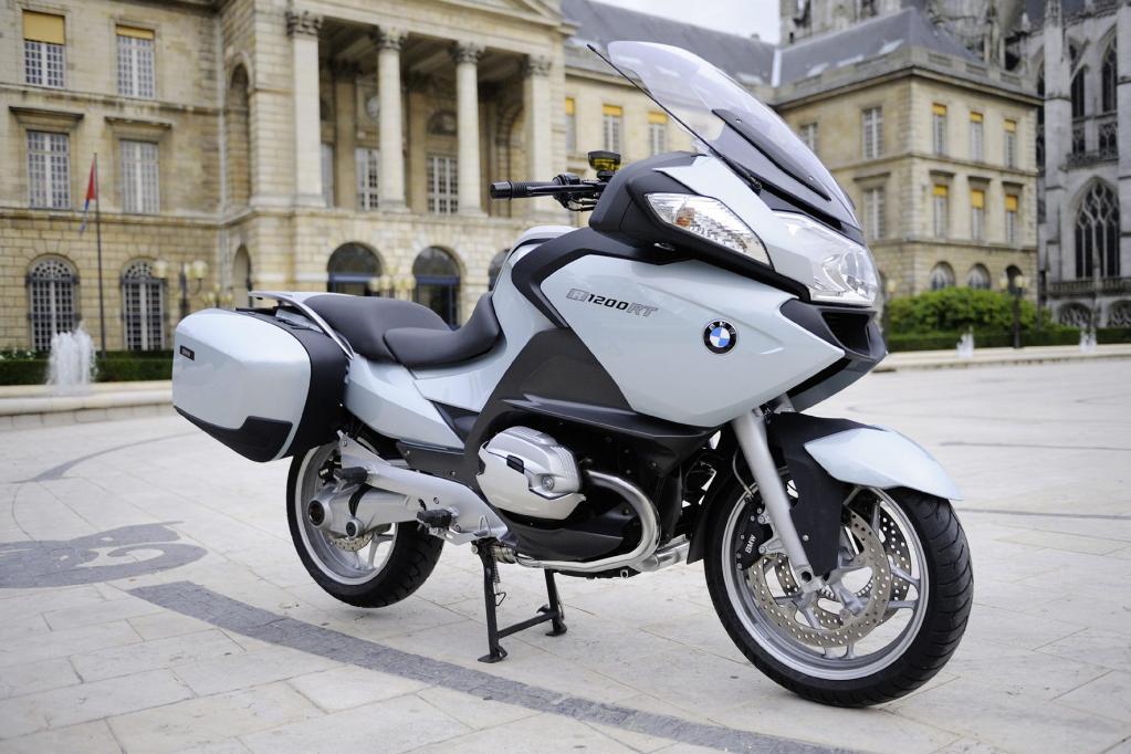 Fahrbericht BMW R 1200 RT: Viele gute Gründe