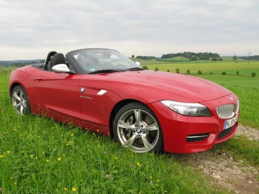 Fahrbericht BMW Z4 sDrive 35is: Leistung satt auch ohne M