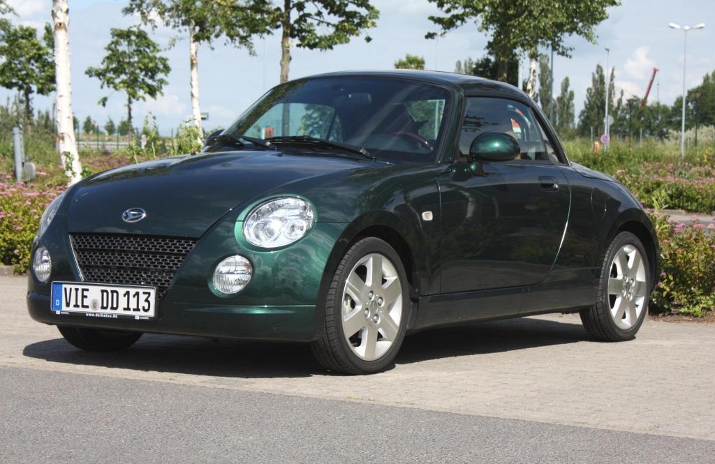 Fahrbericht Daihatsu Copen: Der Bonsai-Roadster