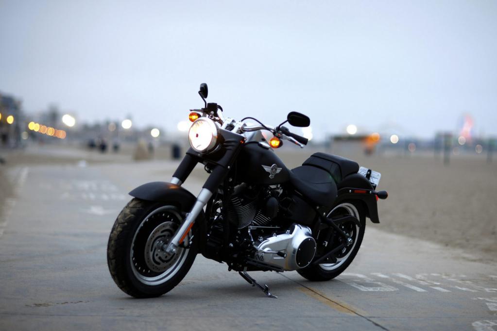Fahrbericht Harley-Davidson Fat Boy Special: Coole Jubiläumsgabe