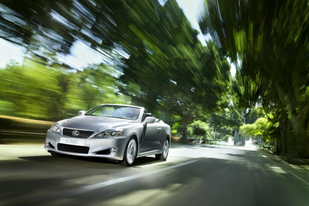 Fahrbericht Lexus IS C: Luxuriöser Leisetreter