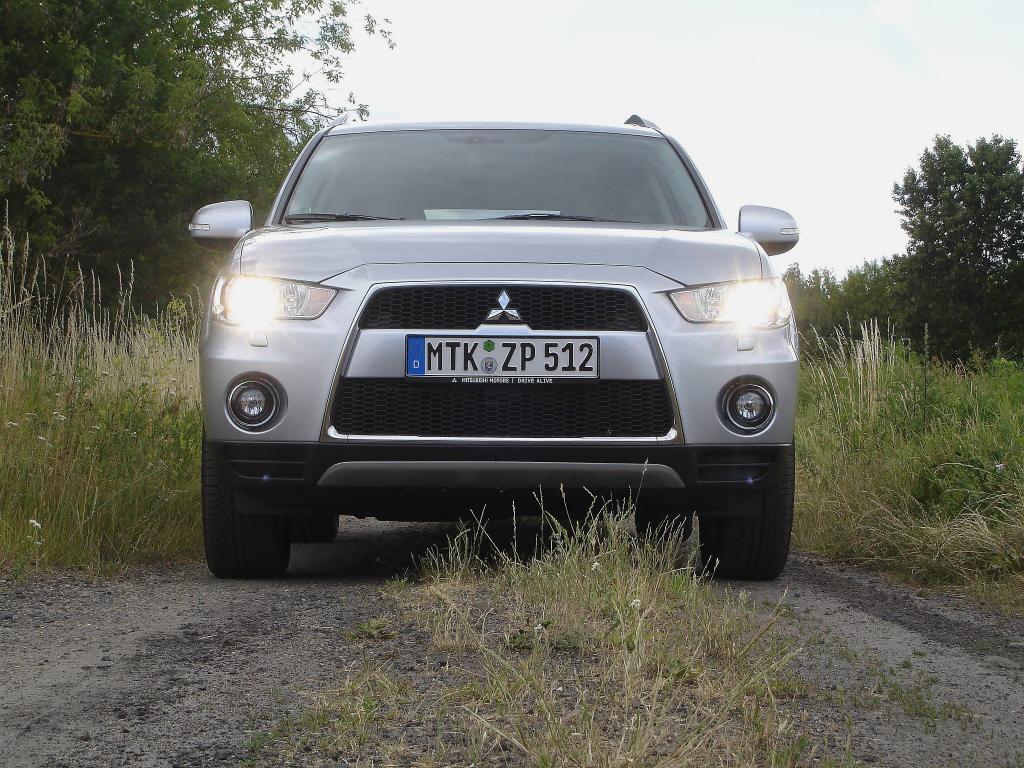 Fahrbericht Mitsubishi Outlander 2.2 DI-D: Stolze Gene