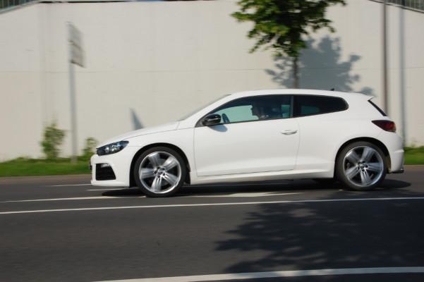 Fahrbericht VW Scirocco R 2.0 l TSI mit 265 PS: Bolide mit Familienoption