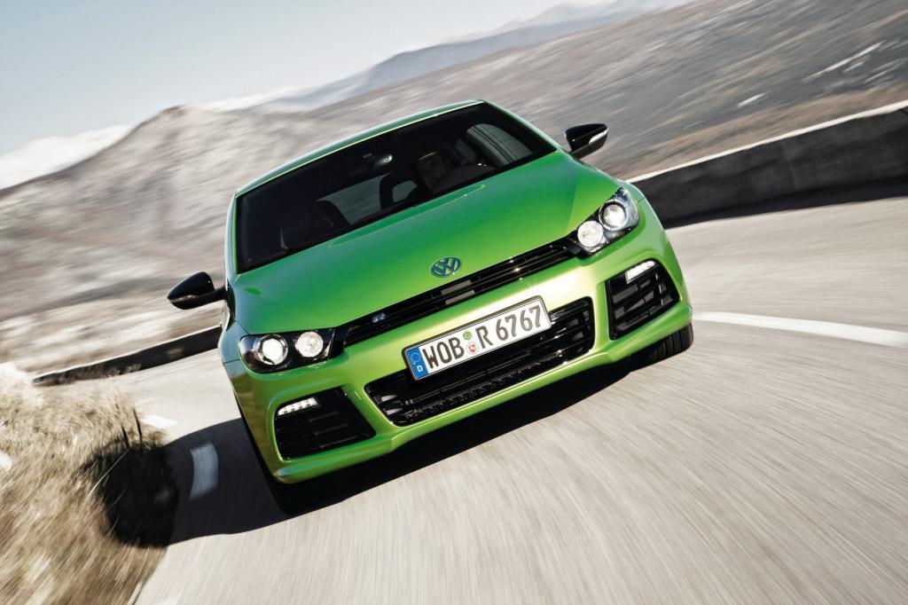 Fahrbericht VW Scirocco R: Erstarkter Wüstenwind