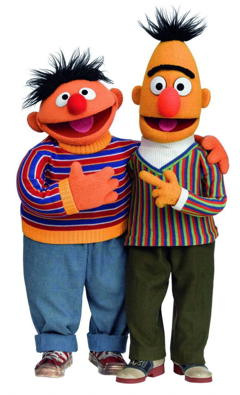 Familien aufgepasst! Ernie & Bert zu Gast in Halle/Saale