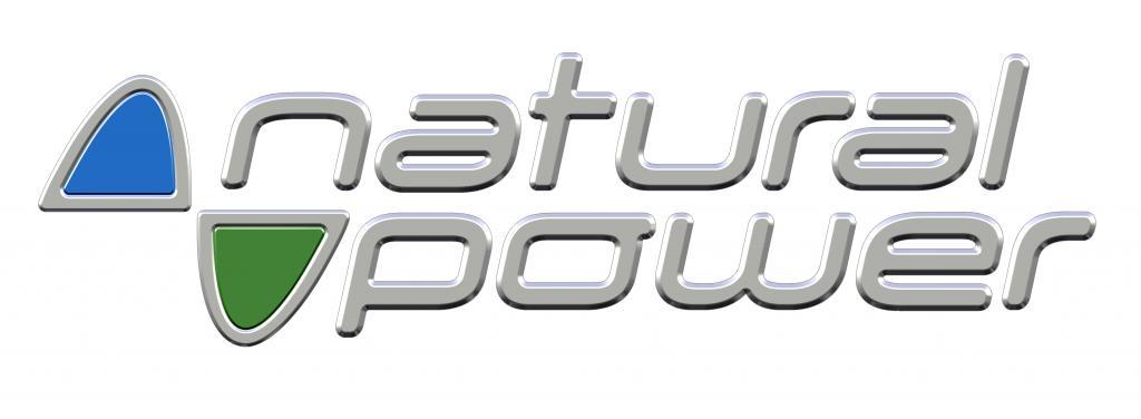 Fiat Logo Natural Power.