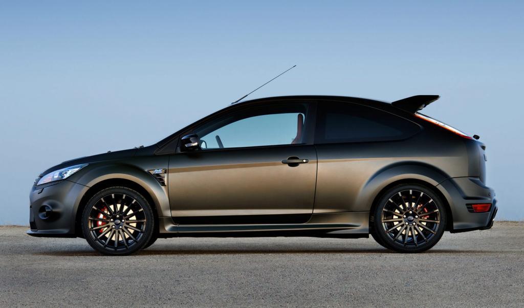 Ford Focus RS bekommt elektrische Unterstützung