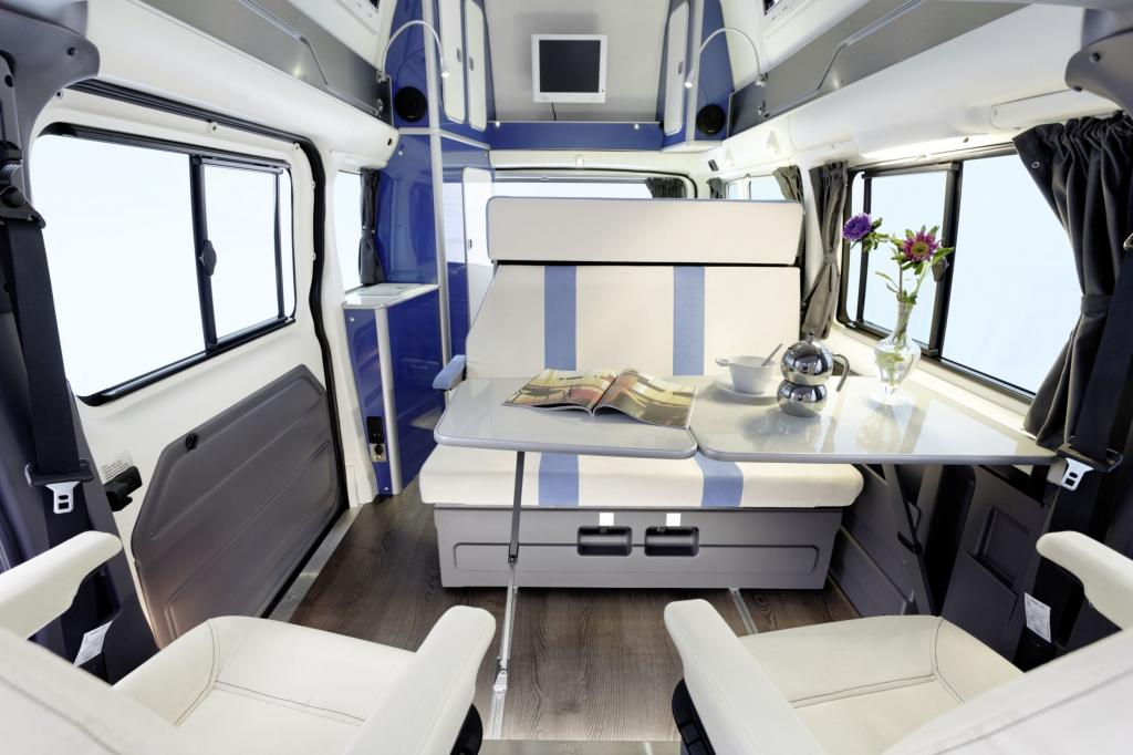 Ford Nugget erhält ''Caravaning Design Award''