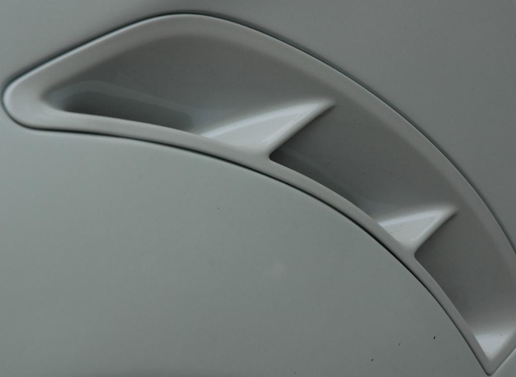 Ford S-Max Ecoboost: Blick auf ein Außendetail noch am Vorderwagen.