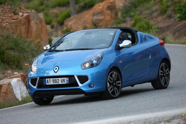 Frischer Franzosen-Wind: Renault lässt kleinen Coupé-Roadster mit zwei Benzinern starten