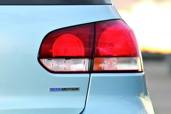 Golf BlueMotion ist ''Green Car of the Year''