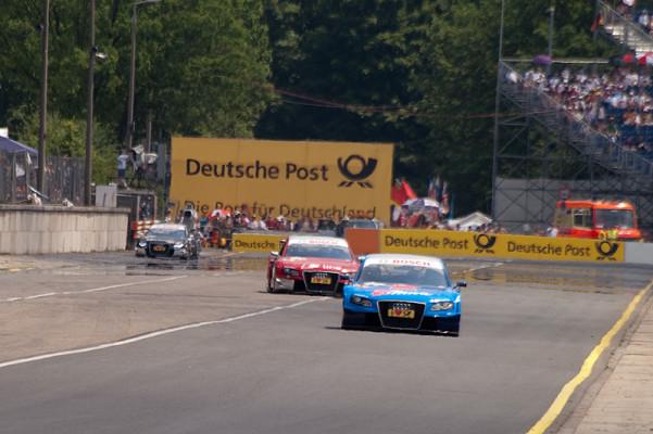 Green ist der DTM-König vom Norisring – dritter Sieg in Folge