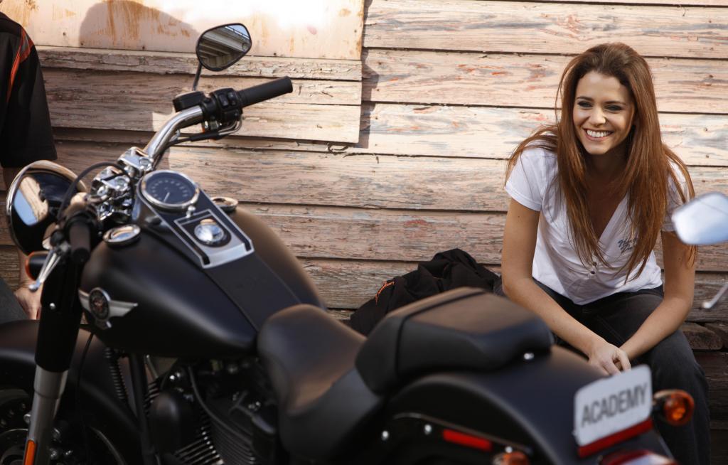 Harley-Davidson Academy bietet ihr erstes ''Ladies only''-Motorradtraining an