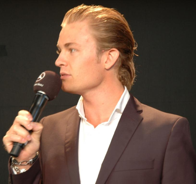 Hoffen auf Erfolgserlebnisse, endlich: Mercedes/Petronas-Pilot Nico Rosberg.