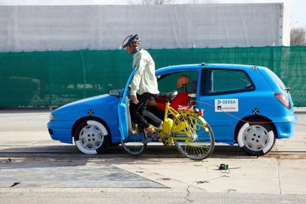 Hohe Unfallgefahr durch schnelle E-Bikes