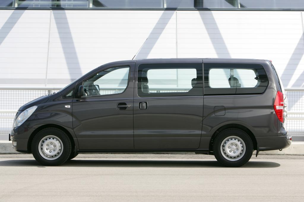 Hyundai H1 Travel.