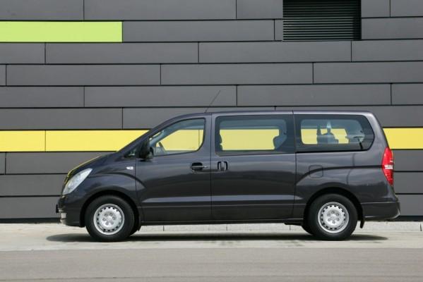Hyundai bringt neues Einstiegsmodell des H1 Travel