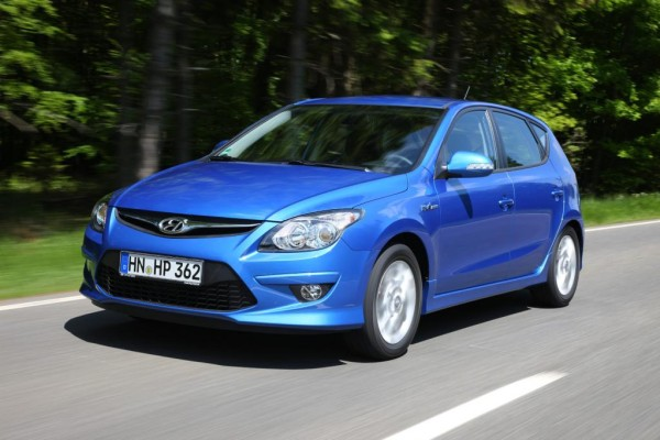 Hyundai i30 aufpoliert